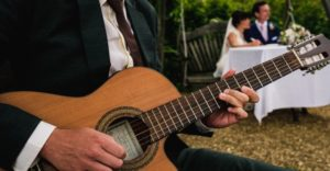 acoustic-guitar-wedding-music cambridge-london-andy-nash-river-cottage-ceremony